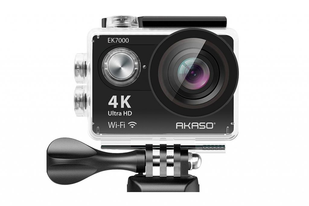 Dragon Touch 4K Best overall action camera