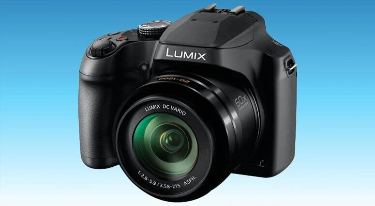 Better Zoom in a Compact Camera Panasonic